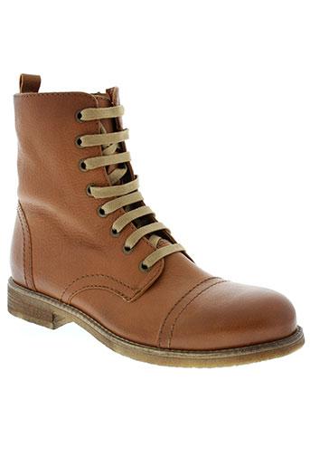 firenze chaussures femme de couleur marron