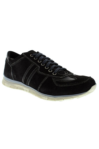pasqualini chaussures homme de couleur noir