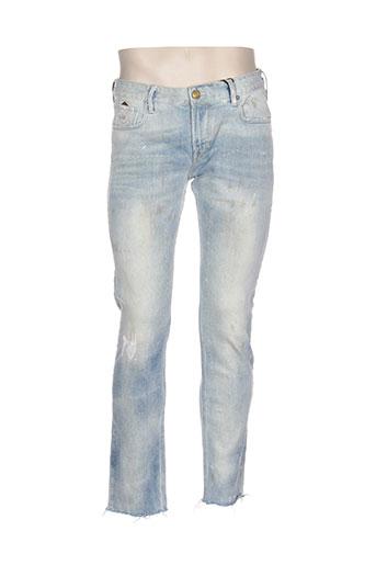 scotch EFFI_CHAR_1 soda jeans homme de couleur bleu