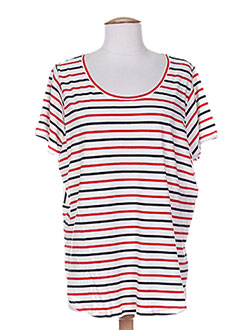 Produit-T-shirts / Tops-Femme-MAISON SCOTCH