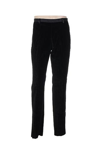 kenzo pantalons homme de couleur noir