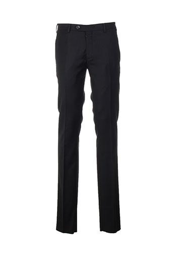 mmx pantalons homme de couleur noir