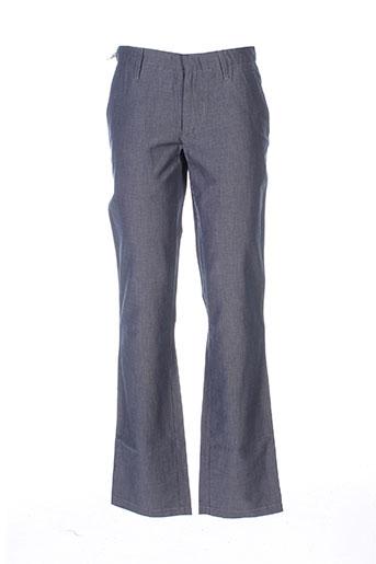 kenzo pantalons femme de couleur gris