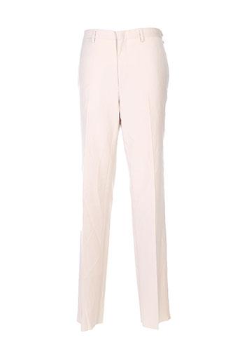 kenzo pantalons homme de couleur beige