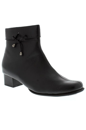 diane confort chaussures femme de couleur noir