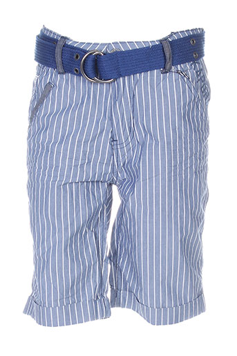 kaporal shorts / bermudas garçon de couleur bleu
