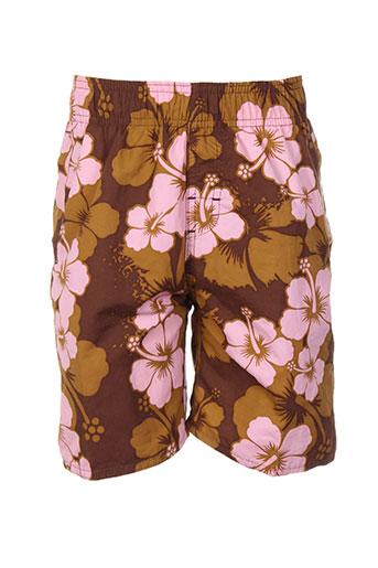 deep inside maillots de bain garçon de couleur marron
