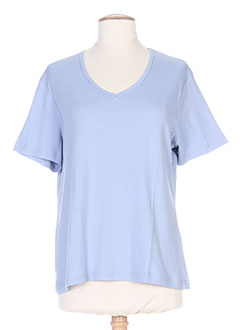 Produit-T-shirts / Tops-Femme-PURE COTTON