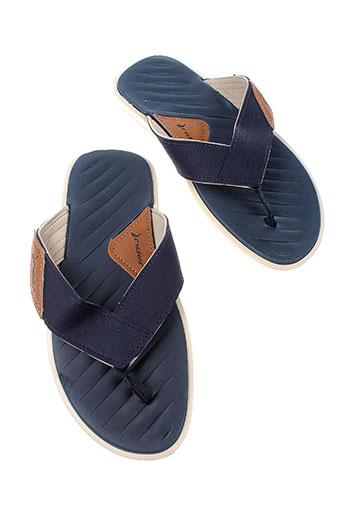 rider et sandals tongs homme de couleur bleu