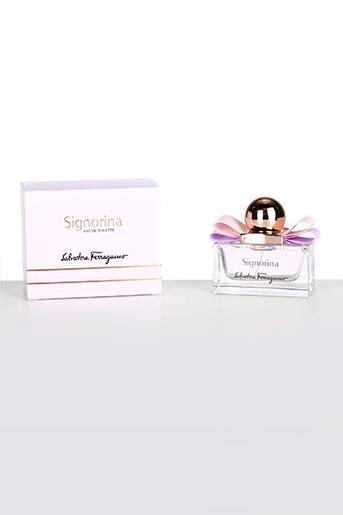 Parfum rose SALVATORE FERRAGAMO pour femme