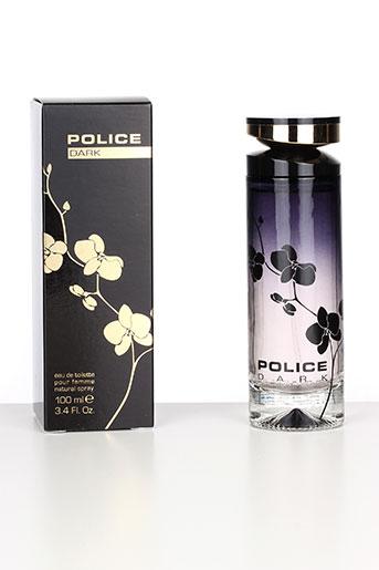 Parfum noir POLICE pour femme