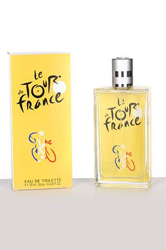 Parfum jaune LE TOUR DE FRANCE pour homme