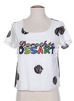 Produit-T-shirts-Femme-DOROTHEE OSSART