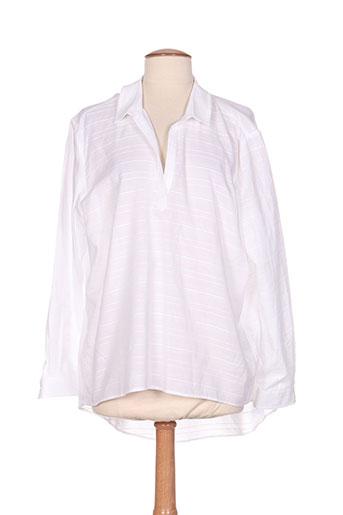 paul EFFI_CHAR_1 joe chemises femme de couleur blanc