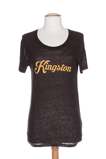 isabel marant t-shirts femme de couleur marron