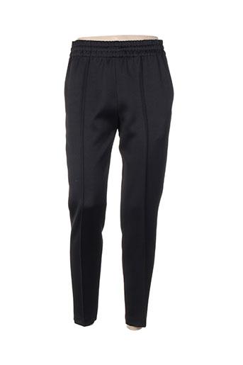 isabel marant pantalons femme de couleur noir