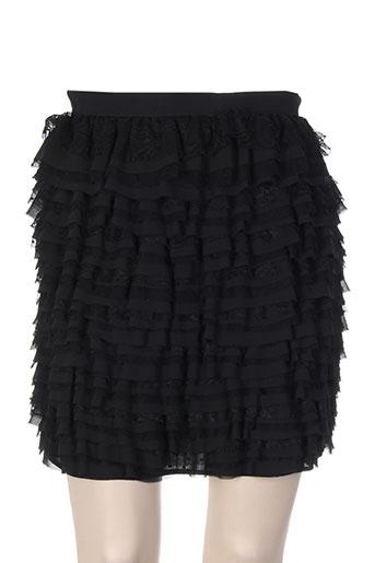 atos lombardini jupes femme de couleur noir