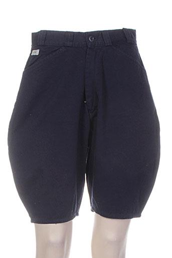 blue spencer shorts / bermudas femme de couleur bleu