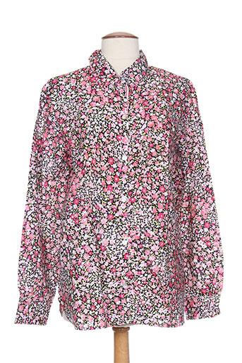 la fiancee d'arthur chemises femme de couleur rose