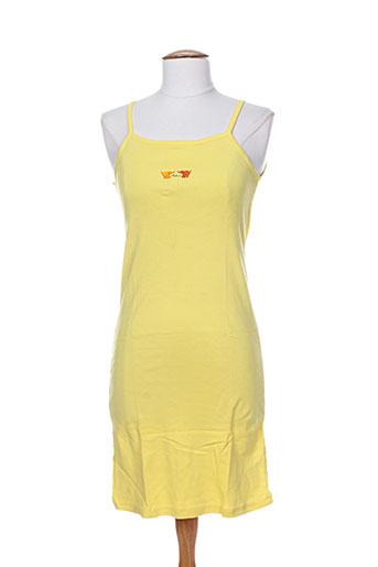 arthur nuit fille de couleur jaune