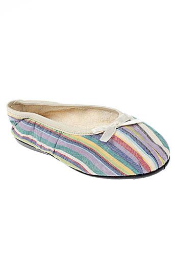arthur chaussures fille de couleur bleu