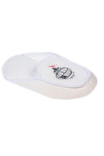 arthur chaussures fille de couleur blanc