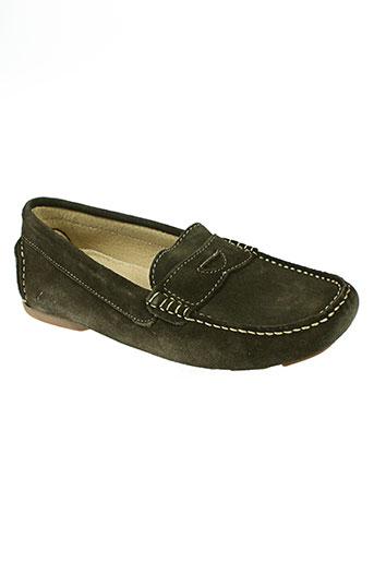 air force chaussures homme de couleur vert