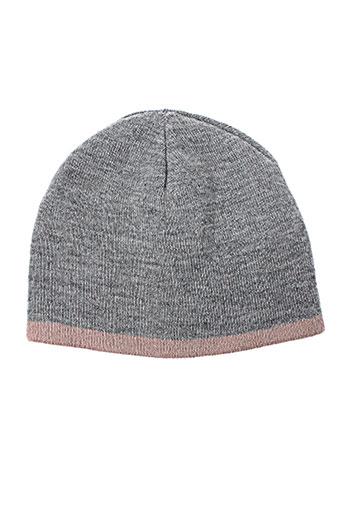 Bonnet gris S.OLIVER pour femme