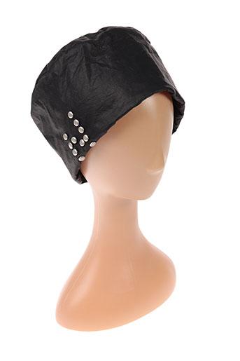 nör accessoires femme de couleur noir