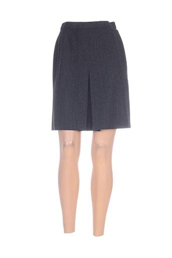 jean claire jupes femme de couleur gris