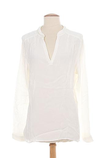 b.young chemises femme de couleur beige