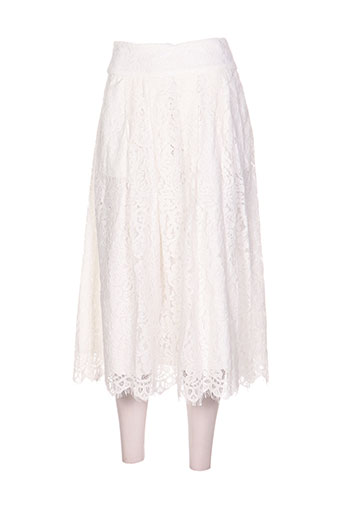 only jupes femme de couleur beige
