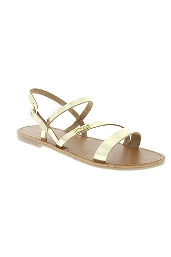 les tropeziennes par m.belarbi chaussures femme de couleur jaune