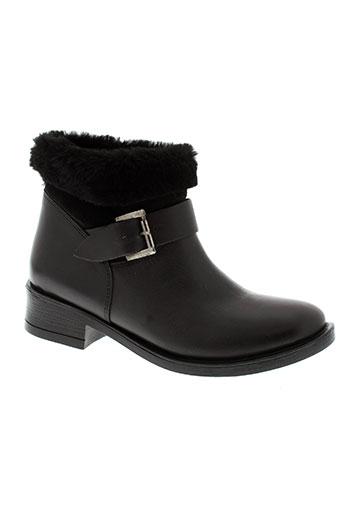 paradoxale chaussures femme de couleur noir