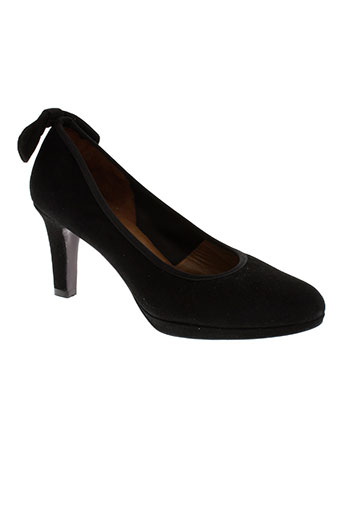 accessoire diffusion chaussures femme de couleur noir