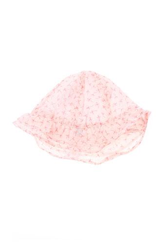 Chapeau rose ABSORBA pour fille