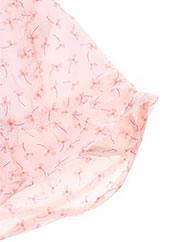 Chapeau rose ABSORBA pour fille seconde vue