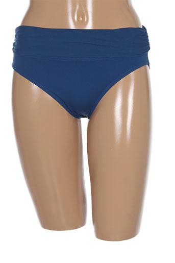 lejaby maillots de bain femme de couleur bleu