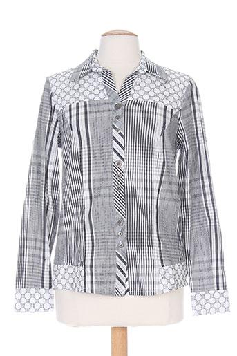 jensen chemises femme de couleur gris