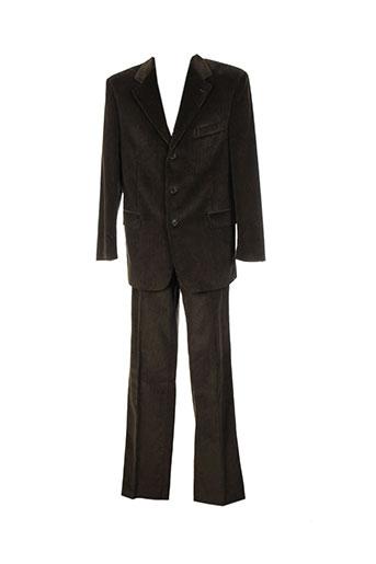 duca visconti costumes homme de couleur marron