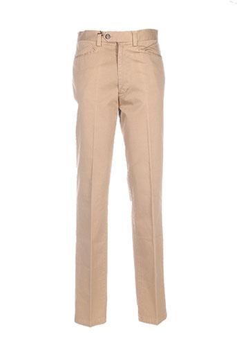 kenzo pantalons homme de couleur marron