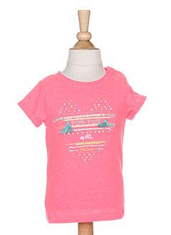 Produit-T-shirts / Tops-Fille-3 POMMES
