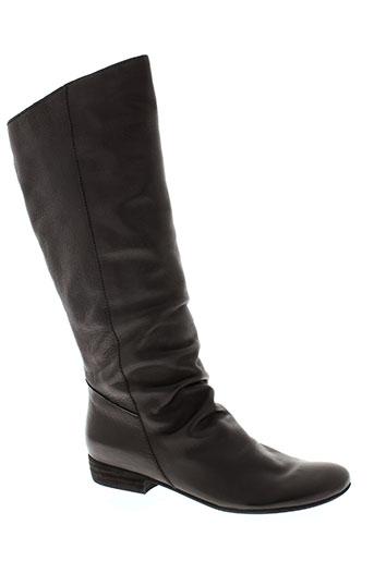 felmini chaussures femme de couleur noir