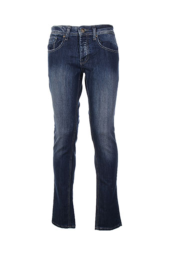 rg512 jeans homme de couleur bleu