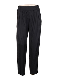 Pantalon 7/8 noir FRENCH CONNECTION pour femme