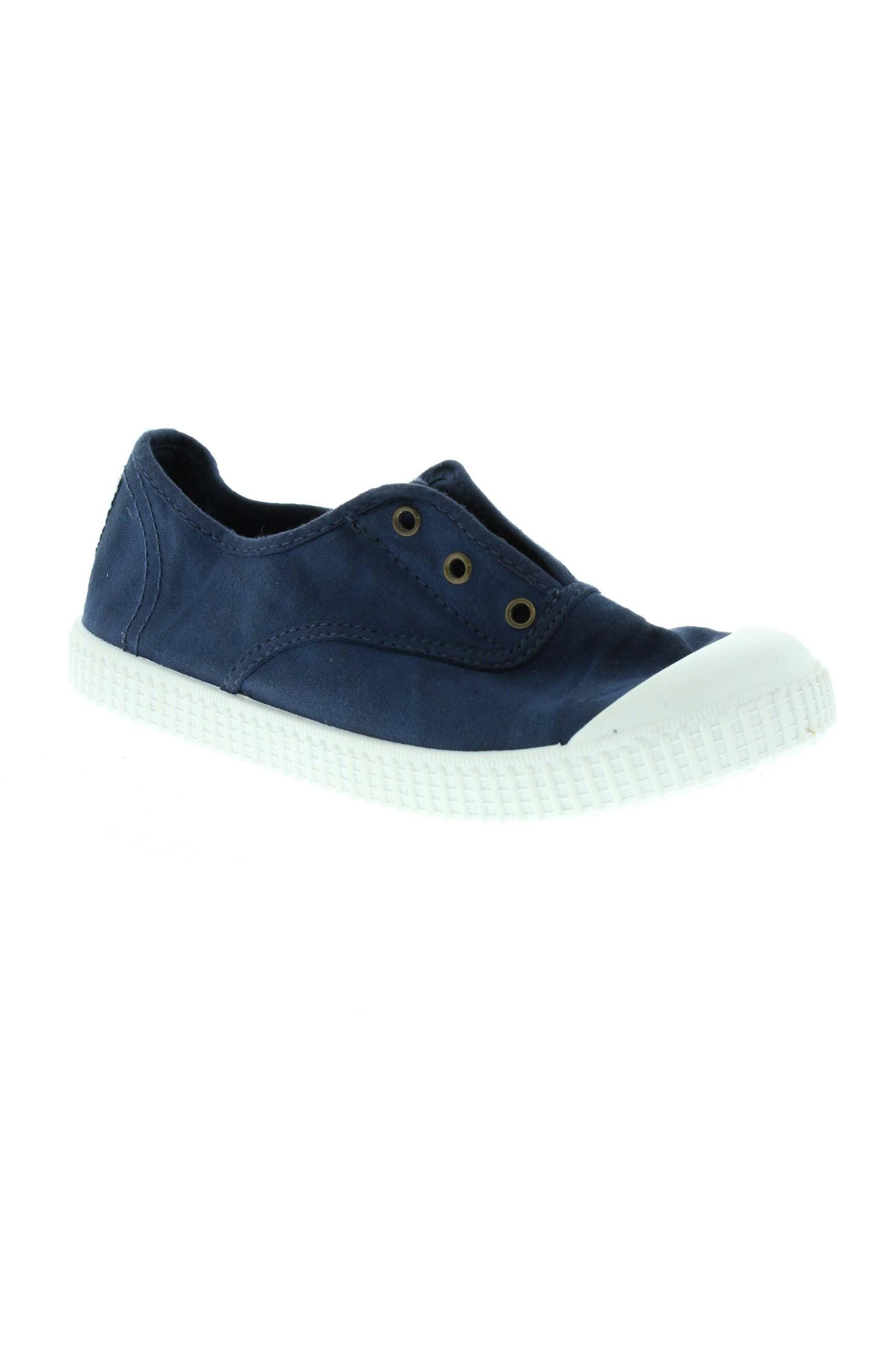 Victoria Baskets Enfant de couleur bleu en soldes pas cher 1036945 ... 4f79374bf97