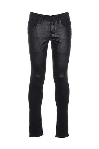 g star pantalons homme de couleur noir