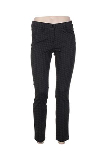 atelier gardeur pantalons femme de couleur gris