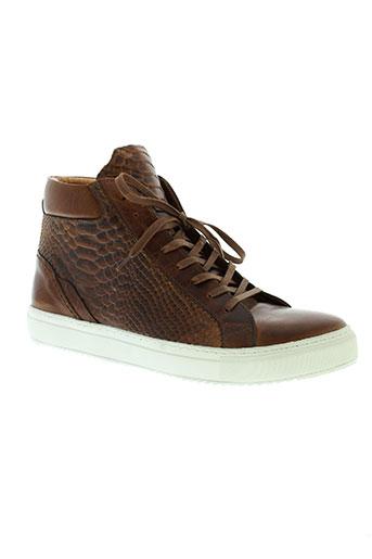 patrick chaussures homme de couleur marron