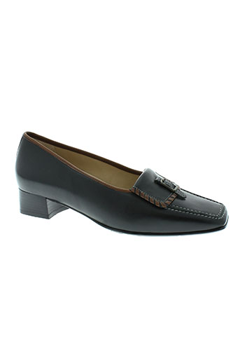 hassia chaussures femme de couleur noir